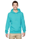996 Jerzees Adult 8 oz., NuBlend® Fleece Pullover Hood