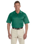 A163 adidas Golf Men's climalite Heather Polo