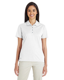 A262 adidas Golf Ladies' Micro Stripe Polo