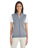 A272 adidas Golf Ladies' Full-Zip Club Vest