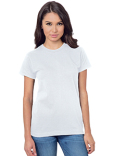 BA3075 Bayside Ladies' Union-Made 6.1 oz., Cotton T-Shirt