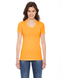 BB301 American Apparel Ladies' Poly-Cotton Short-Sleeve Crewneck