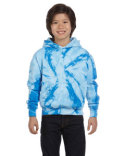 CD877Y Tie-Dye Youth 8.5 oz. Tie-Dyed Pullover Hooded Sweatshirt