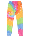 CD8999 Tie-Dye Ladies' Jogger Pant