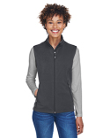 CE701W Core 365 Ladies' Cruise Two-Layer Fleece Bonded Soft Shell Vest