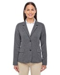 D886W Devon & Jones Ladies' Fairfield Herringbone Soft Blazer