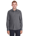 DG561 Devon & Jones Men's Untucked™ Crown Collection™ Stretch Broadcloth Shirt