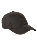 DI3749 Dri Duck Landmark Unstructured Low-Profile Waxy Canvas Hat