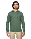 EC1085 econscious Unisex 4.25 oz. Blended Eco Jersey Pullover Hoodie