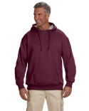 EC5570 econscious Adult Organic/Recycled Heathered Fleece Pullover Hooded Sweatshirt