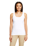 G645RL Gildan Ladies' Softstyle®  4.5 oz. Racerback Tank