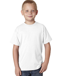 H420Y Hanes Youth 4.5 oz. X-Temp® Performance T-Shirt
