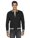 HVT401W American Apparel Unisex Heavy Terry Classic Club Jacket