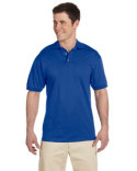 J100 Jerzees Adult  Heavyweight Cotton™ Jersey Polo