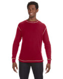 JA8238 J America Men's Vintage Long-Sleeve Thermal T-Shirt