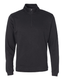 JA8614 J America Adult Cosmic Poly Fleece 1/4 Zip