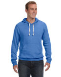 JA8871 J America Adult Tri-blend Fleece Pullover Hood