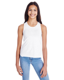 LA2621 LAT Girls' Relaxed Racerback Tank