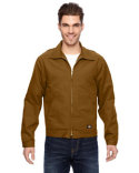 LJ539 Dickies Men's 10 oz. Industrial Duck Jacket