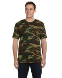 LS3906 Code Five Men's Camo T-Shirt