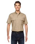 LS953 Dickies Men's 4.5 oz. Ripstop Ventilated Tactical Shirt