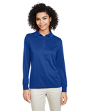 M348LW Harriton Ladies' Advantage Snag Protection Plus IL Long Sleeve Polo