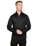 M748 Harriton Men's Advantage Snag Protection Plus Quarter-Zip