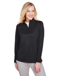 M748W Harriton Ladies' Advantage Snag Protection Plus Quarter-Zip