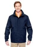M772 Harriton Adult Contract 3-in-1 Jacket with Daytime Hi-Vis Fleece Vest