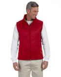 M795 Harriton Men's Essential Polyfill Vest
