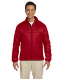 M797 Harriton Men's Essential Polyfill Jacket
