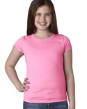 N3710 Next Level Girl's Princess T-Shirt