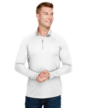 N4268 A4 Adult Daily Polyester 1/4 Zip