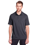 NE100 North End Men's Jaq Snap-Up Stretch Performance Polo