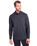 NE400 North End Men's Jaq Snap-Up Stretch Performance Pullover