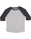 RS3330 Rabbit Skins Toddler Baseball T-Shirt
