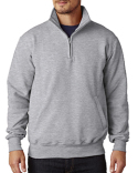 S400 Champion Adult 9 oz., Double Dry Eco® Quarter-Zip Pullover