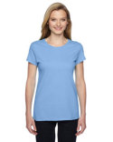 SSFJR Fruit of the Loom Ladies' 4.7 oz. Sofspun® Jersey Junior Crew T-Shirt