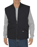 TE242 Dickies Unisex Diamond Quilted Nylon Vest