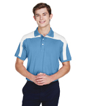 TT22 Team 365 Men's Victor Performance Polo