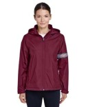 TT78W Team 365 Ladies' Boost All-Season Jacket with Fleece Lining