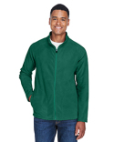 TT90 Team 365 Men's Campus Microfleece Jacket