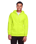 TT95 Team 365 Adult Zone HydroSport™ Heavyweight Full-Zip Hooded Sweatshirt