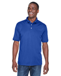 U8315 UltraClub Men's Platinum Performance Piqué Polo with TempControl Technology