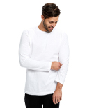 US2090 US Blanks Men's 4.3 oz. Long-Sleeve Crewneck