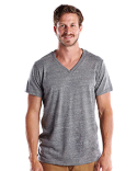 US2228 US Blanks Men's 4.9 oz. Short-Sleeve Triblend V-Neck