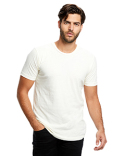 US2400G US Blanks Unisex 3.8 oz. Short-Sleeve Garment-Dyed Crewneck