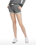US355 US Blanks Ladies' Casual French Terry Short