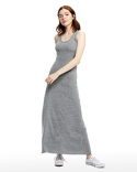 US976 US Blanks Ladies' 4.9 oz. Triblend Racerback Dress