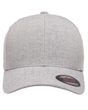 Y6350 Flexfit Adult Heatherlight Cap